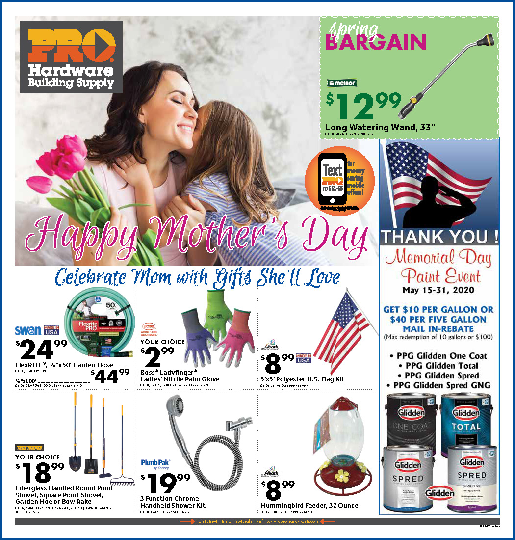 Click Image for All Specials!